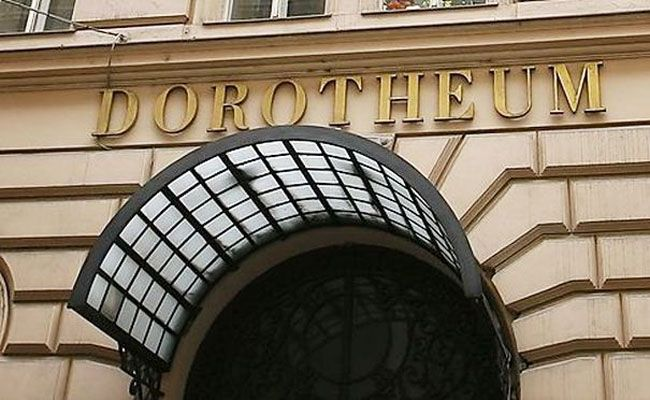 Große Versteigerung beim Dorotheum.
