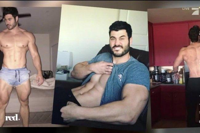 """Danny """"Treeman"""" Jones: Der heißeste Fitness-Trainer der Welt"""