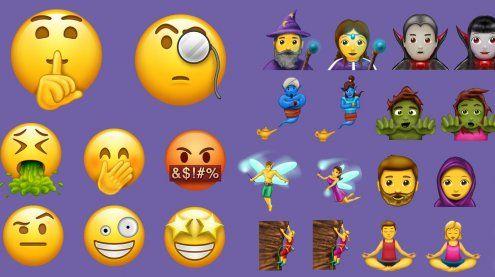 Diese neuen Emoticons soll es bald auf Whatsapp geben