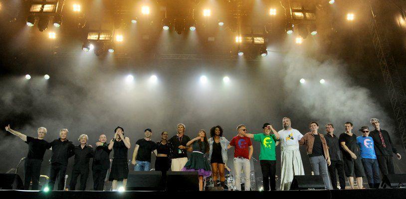 So wurde Falco geehrt: Tribute-Konzert