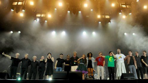 So wurde Falco geehrt: Tribute-Konzert am Donauinselfest 2017