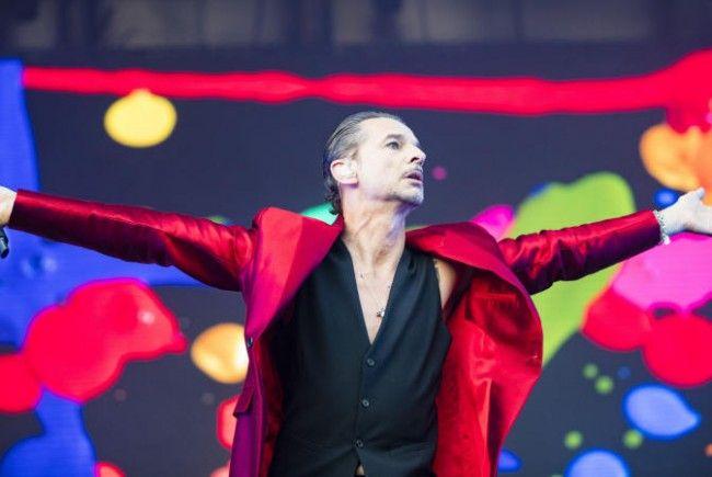 Depeche Mode Extrarunde: weitere Konzerte in Deutschland