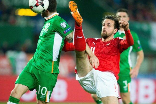 Österreich gastiert Sonntagnachmittag in der WM-Qualifikation in Irland.
