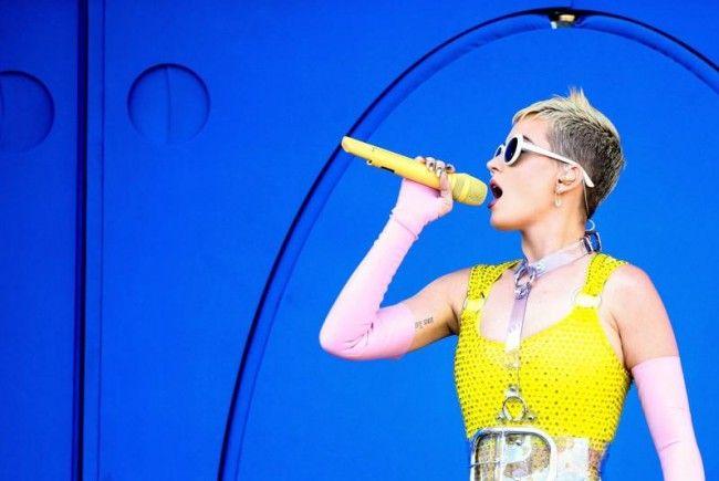 Katy Perry kommt life nach Wien.