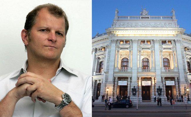 Martin Kusej ist der neue Leiter des Wiener Burgtheaters