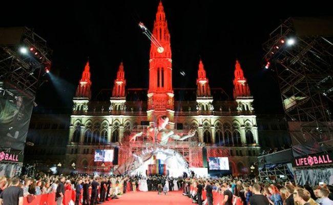 Life Ball-Fans wurden auf VIENNA.AT rundum informiert.