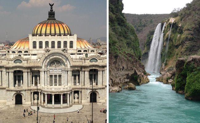 Mexiko ist auf jeden Fall eine Reise wert.