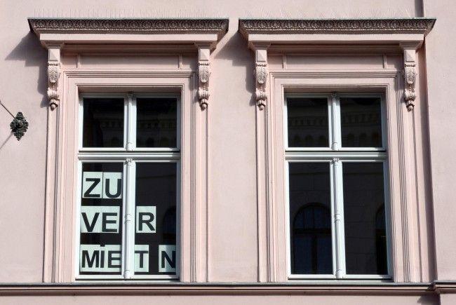 """""""Run"""" auf gebrauchte Wohnungen in Wien."""