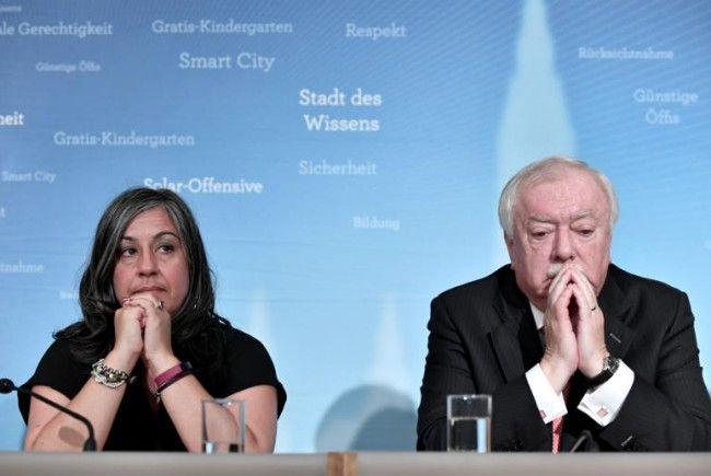 Mindestsicherungs-Reform der Stadtregierung.