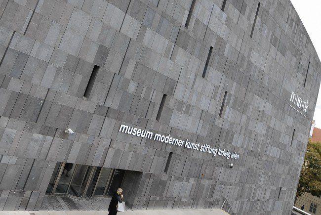 Das mumok im MQ lädt zum Tag der offenen Tür