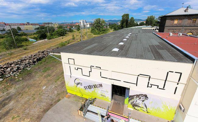 Wiener Nordbahnhofgelände: Ex-Lagerhalle beherbergt neues Stadtmodell