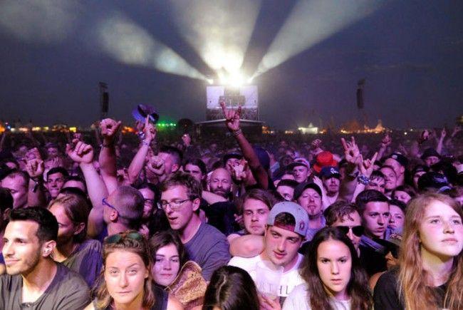 Was wäre der Festivalsommer ohne das Nova Rock?