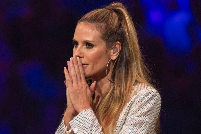 Vier Geheimnisse über Topmodel Heidi Klum