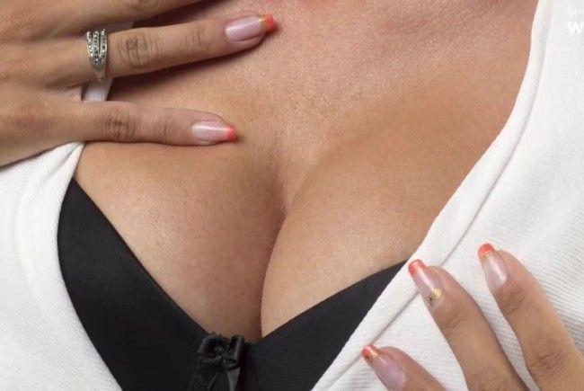 Das hilft gegen Schwitzen unter den Brüsten