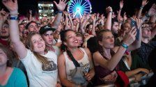 60.000 Besucher rockten das Southside Festival