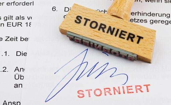 Eine Frau aus NÖ sollte 177 Prozent Stornogebühr bezahlen.