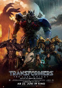 Transformers: The Last Knight – Trailer und Kritik zum Film