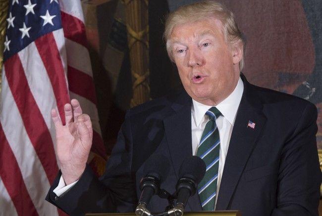 Trump wird den Ausstieg aus Klimaabkommen verkünden.