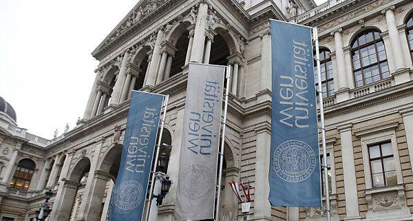 Die Universität Wien liegt im Ranking auf Platz 154.