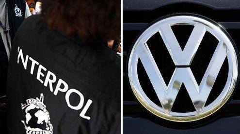 Interpol fahndet nach VW-Managern wegen Abgasaffäre