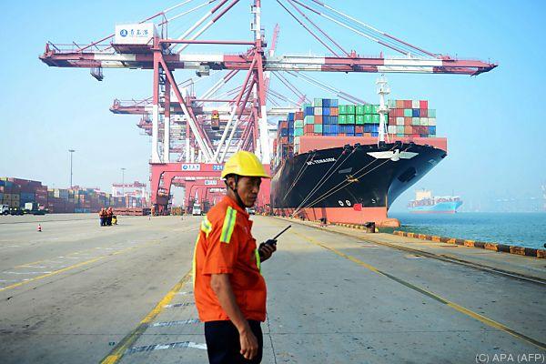 Der chinesische Wirtschaftsmotor brummt
