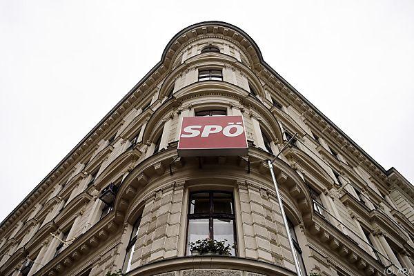SPÖ-Parteizentrale in der Löwelstraße
