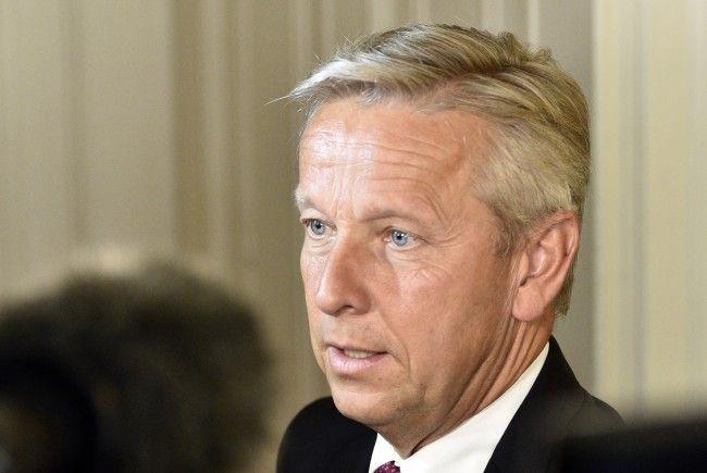 """""""Eine gute Lösung"""" sah Reinhold Lopatka (ÖVP)"""