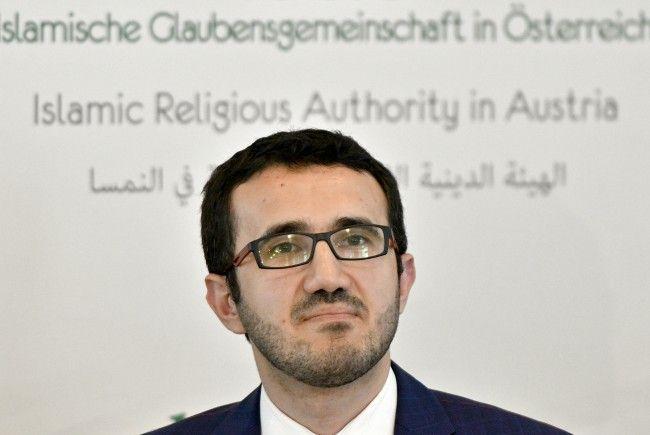 Ibrahim Olgun, der Präsident der Islamischen Glaubensgemeinschaft in Österreich.