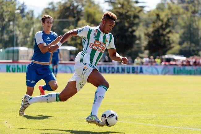 Joelinton steht mit Rapid nach dem Erstrundensieg in Schwaz in der zweiten Cuprunde.