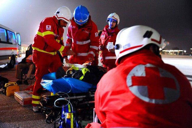 35 Rettungssanitäter des Wiener Roten Kreuzes werden bald gekündigt