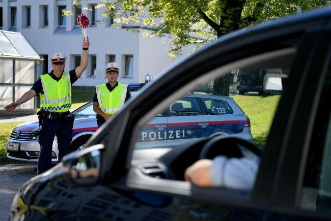 In der Nacht auf Freitag wurden in Wien 430 Alkotests durchgeführt.