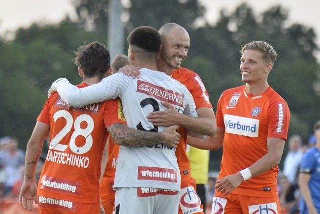 Austria Wien trifft in der Europa League-Qualifikation auf AEL Limassol.