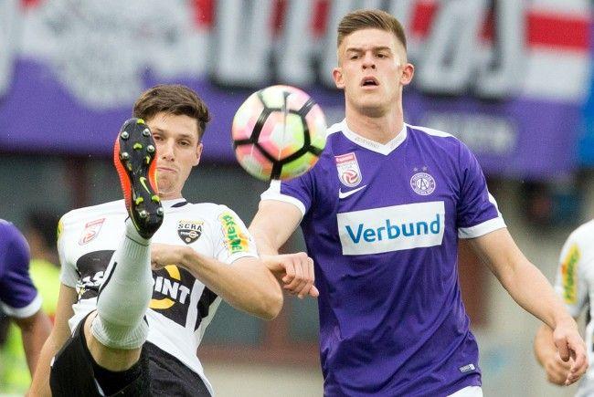 Marko Kvasina (r.) verlässt die Austria und heuert bei Twente Enschede in den Niederlanden an.