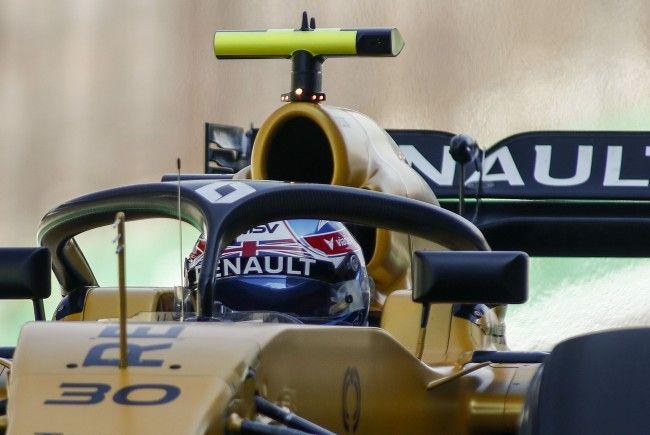 """Der Motorsportweltverband FIA hatte am Mittwoch Grünes Licht für die Einführung des """"Halo"""" (englisch für Heiligenschein) zur kommenden Saison erteilt."""