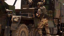 Deutsches IS-Mädchen in Mosul aufgegriffen