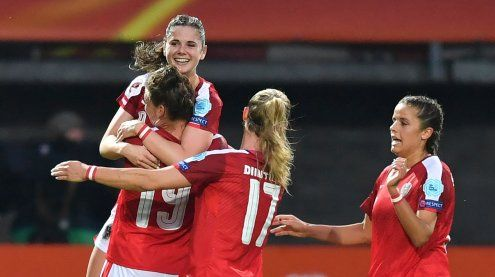 EM-Sensation: Österreich als Gruppensieger im Viertelfinale