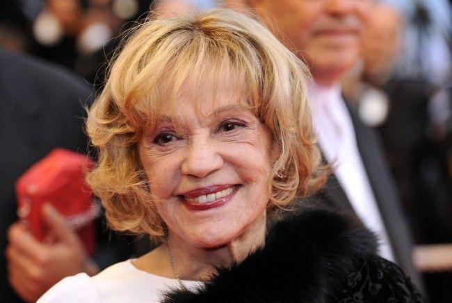 Filmikone Jeanne Moreau ist tot