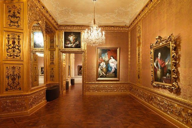Die vorerst letzte Ausstellung im Winterpalais wurde eröffnet