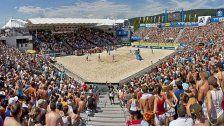 Alle Partys rund um die Beach-Volleyball-WM