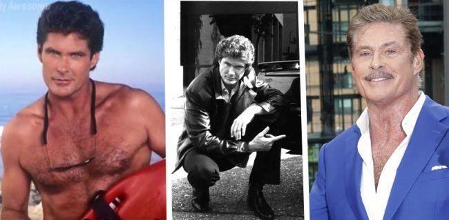 David Hasselhoff feiert am 17. Juli seinen 65. Geburtstag.