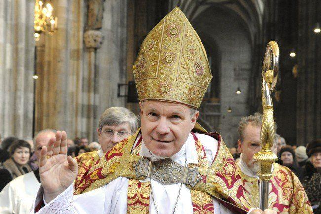 Kardinal Schönborn wünscht sich ein Fairnessabkommen für den Nationalrats-Wahlkampf.