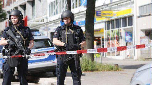 Messerattacke in Hamburg: Ein Todesopfer, mehrere Verletzte