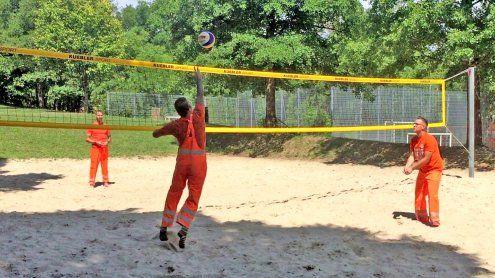 """Die Beach-Volleyball-WM 2017 von ihrer """"saubersten"""" Seite"""