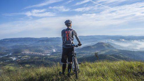 Die besten Mountainbike-Trails und -Strecken rund um Wien