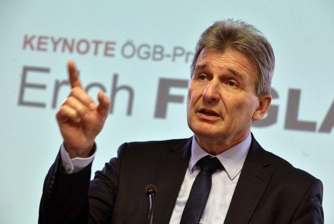 Der ÖGB-Präsident im Interview
