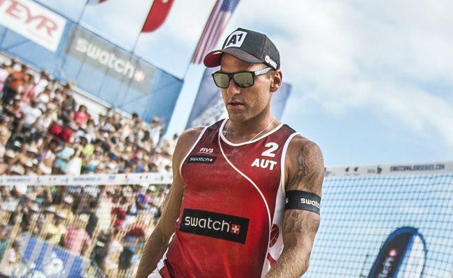 Alex Horst ist an der Seite von Robin Seidl in Polen kein Erfolgserlebnis gelungen.
