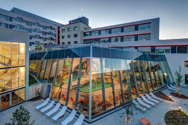 So sieht die größte Rehaklinik Wiens aus