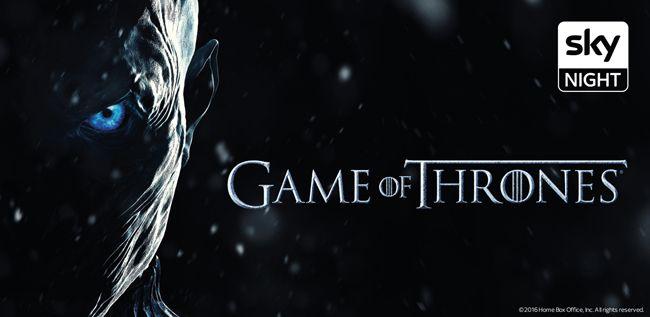 Game Of Thrones Sky Ticket
