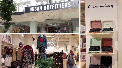 Beim ersten Urban Outfitters in Wien: Das Sortiment in Bildern