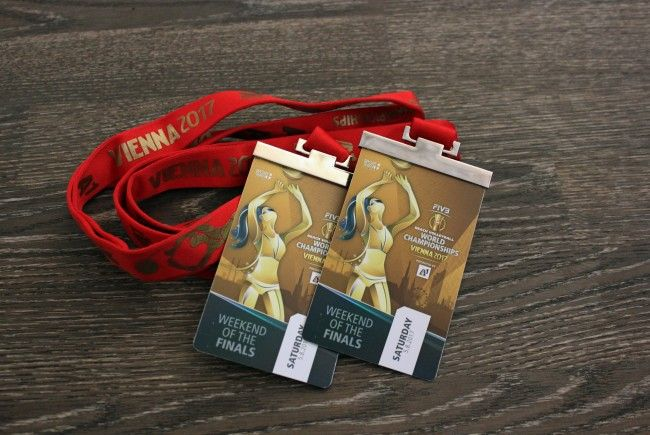 Gewinnen Sie zwei VIP-Tickets für das Viertelfinale der Beach Volleyball-WM am Samstag in Wien.
